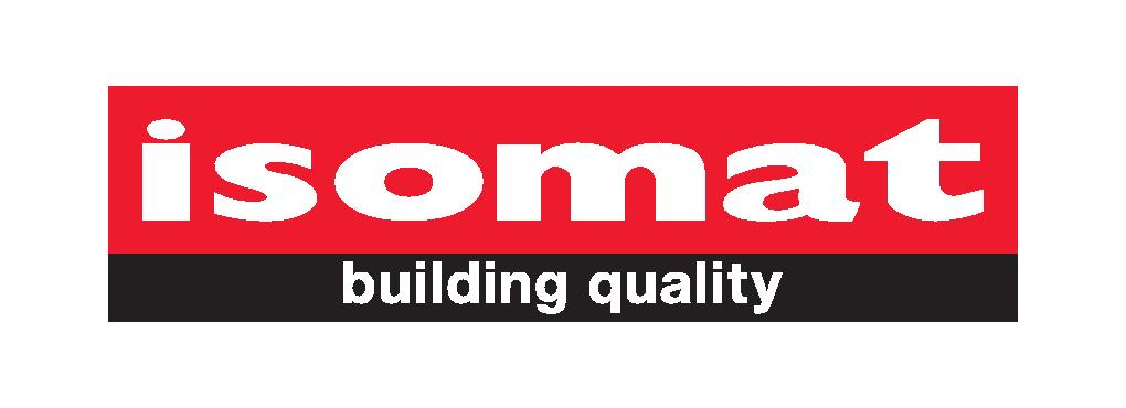 ISOMAT-LOGO-βιομηχανικά υλικά