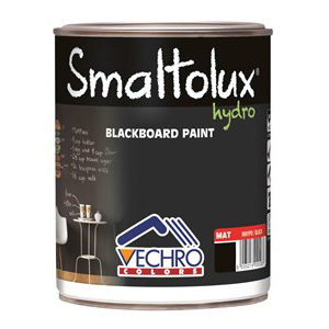 SMALTOLUX hydro BLACKBOARD PAINT