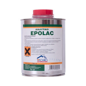 VECHRO THINNER EPOLAC